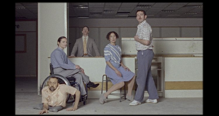 Cast from Artificial Things film